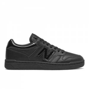 New Balance BB480 Men's Lifestyle Shoes - Black (BB480LBG)