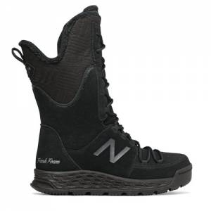 New Balance Women's Fresh Foam 1100 Boots - Black (BW1100BK)
