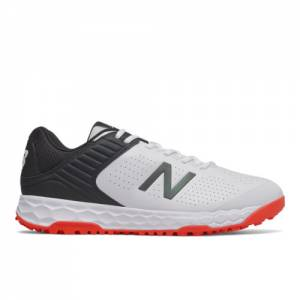 New Balance CK4020V4 Men's Cricket Shoes - White (CK4020I4)