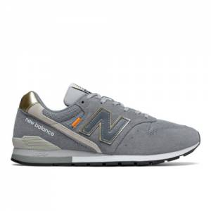 New Balance 996 Men's Running Classics Shoes - Grey (CM996BF)