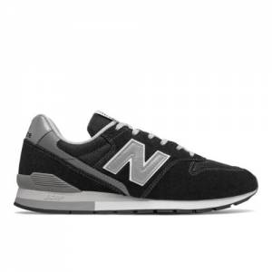 New Balance 996v2 Men's Running Classics Shoes - Black (CM996BP)