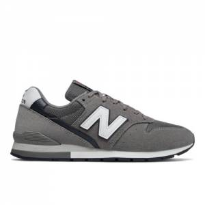New Balance 996 Men's Lifestyle Shoes - Grey (CM996RH)
