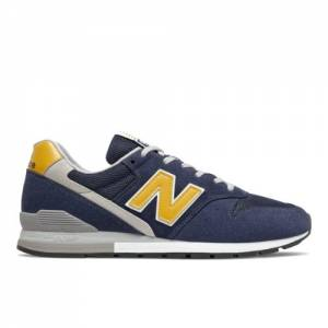 New Balance 996 Men's Lifestyle Shoes - Navy (CM996SHC)