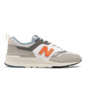 New Balance 997H Men's Classics Shoes - Grey (CM997HAG)