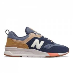 New Balance 997H Spring Hike Men's Classics Shoes - Navy (CM997HAK)