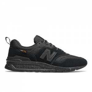 New Balance 997H Men's Classics Shoes - Black (CM997HCY)