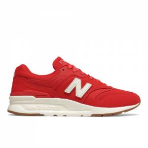 New Balance 997H Men's Classics Shoes - Red (CM997HDC)