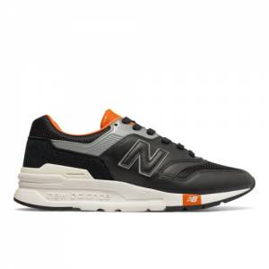 New Balance 997H Men's Classics Shoes - Black (CM997HGB)