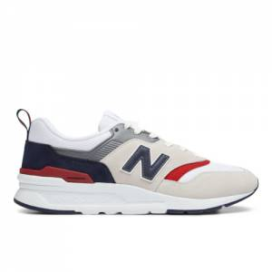 New Balance 997H LFC Men's Classics Shoes - White (CM997HLF)