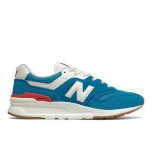 New Balance 997H Men's Lifestyle Shoes - Blue (CM997HRP)