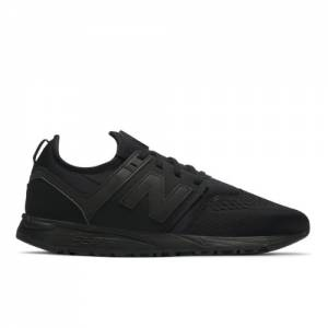 New Balance 247 Sport Men's Sport Style Sneakers Shoes - Black (MRL247MH)