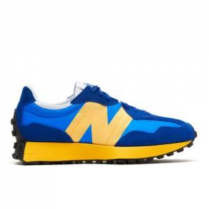 New Balance 327 Men's Sport Style Shoes - Blue (MS327CLB)