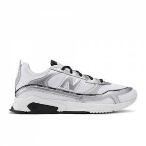 New Balance X-Racer Women's Sport Style Shoes - White / Silver (WSXRCHLC)