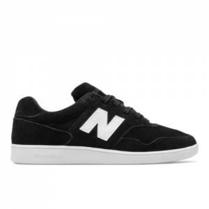 New Balance 288 Suede Men's Court Classics Shoes - Black / White (CT288BW)