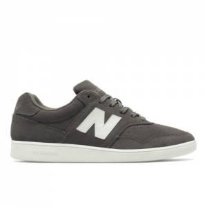 New Balance 288 Suede Men's Court Classics Shoes - Grey / White (CT288GW)
