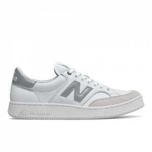 New Balance 400 Men's Court Classics Shoes - White (CT400JSW)