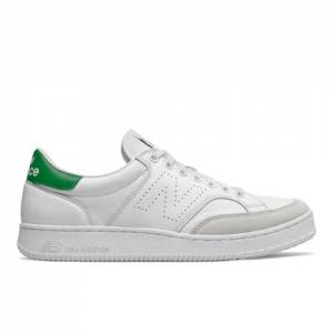 New Balance CT400 Men's Court Classics Shoes - White (CT400MCD)