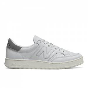 New Balance CT400 Men's Court Classics Shoes - White (CT400PLA)