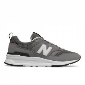 New Balance 997H Women's Classics Shoes - Dark Grey (CW997HAC)