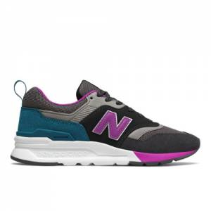 New Balance 997H Women's Classics Shoes - Black (CW997HBM)