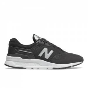 New Balance 997H Women's Classics Shoes - Black (CW997HBN)