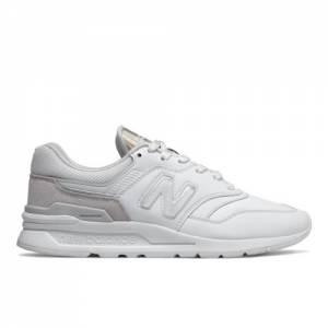New Balance 997H Women's Classics Shoes - White (CW997HBO)