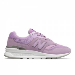 New Balance 997H Classic Essential Women's Sport Style Shoes - Violet (CW997HCC)