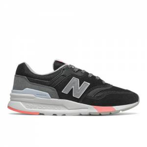 New Balance 997H Women's Lifestyle Shoes - Black (CW997HCP)