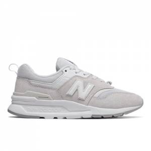 New Balance 997H Mystic Crystal Women's Running Classics Shoes - White (CW997HJC)