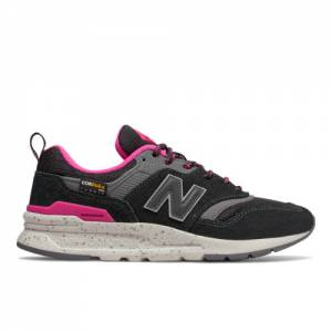 New Balance 997H Women's Classics Shoes - Black (CW997HOB)