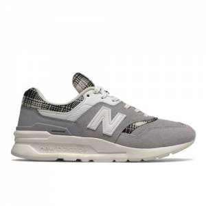 New Balance 997H Women's Classics Shoes - Grey (CW997HXC)