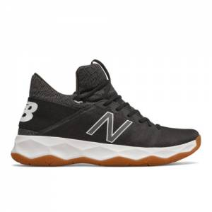 New Balance FreezeLX 2.0 Box Men's Lacrosse Shoes - Black (FREEZBB2)