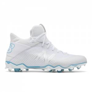 New Balance FreezeLX 2.0 Limited Edition Men's Lacrosse Shoes - White (FREEZGH2)