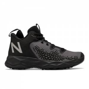 New Balance FreezeLX V3 Turf Men's Lacrosse Shoes - Black (FREEZTB3)