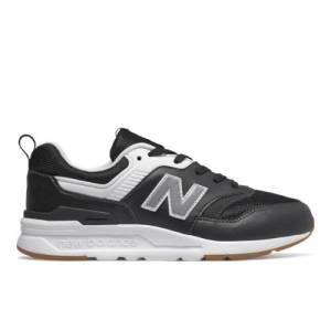 New Balance 997H Kids Grade School Lifestyle Shoes - Black (GR997HCO)