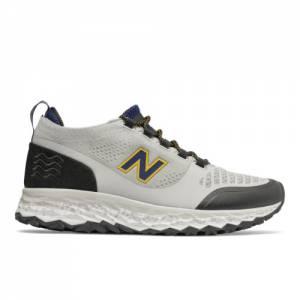 New Balance Fresh Foam Trailbuster Men's Sport Style Shoes - Grey (HLTBPYC)