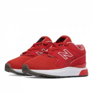 New Balance 1550 Kids Infant Lifestyle Shoes - Red / White (K1550RWI)