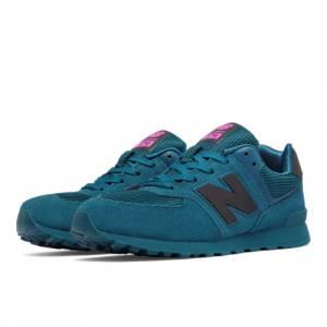 New Balance 574 Urban Twilight Kids Grade School Lifestyle Shoes - Green (KL574UTG)