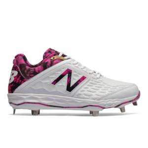 New Balance Fresh Foam 3000v4 Mothers Day Cleats and Turf Shoes - (L3000AP4)