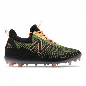 New Balance FuelCell COMP v2 Men's Cleats and Turf Shoes - Green / Black (LCOMPHC2)