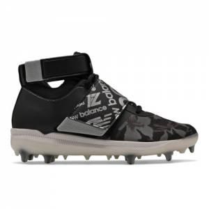 New Balance Lindor 1 Men's Baseball Shoes - Black (LLINDPR)