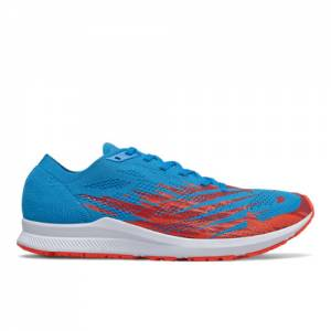 New Balance 1500v6 Men's Racing Flats Shoes - Blue / Red (M1500BR6)