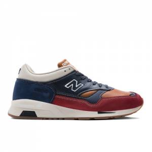 New Balance Made in UK 1500 Men's Shoes - Navy / Orange / Brown (M1500MGC)