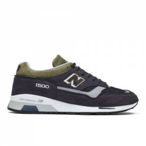 New Balance Made in UK 1500 Men's Lifestyle Shoes - Navy (M1500NAG)