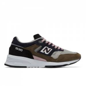 New Balance Made in UK 1530 Soft Haze Men's Lifestyle Shoes - Grey / Navy (M1530KGL)