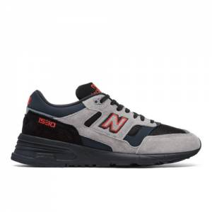 New Balance Made in UK 1530 Men's Lifestyle Shoes - Grey / Black (M1530VA)