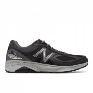 New Balance Made in USA 1540v3 Men's Motion Control Shoes - Black (M1540BK3)