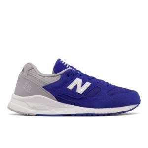 New Balance 530 Suede Men's Running Classics Shoes - Blue / Grey (M530SPB)