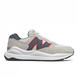 New Balance 57/40 Men's Lifestyle Shoes - White (M5740MA1)