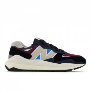New Balance 57/40 Men's Lifestyle Shoes - Blue / Red (M5740TB)